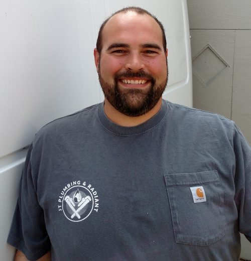 Jon Teuber JT Seattle Plumbing Owner